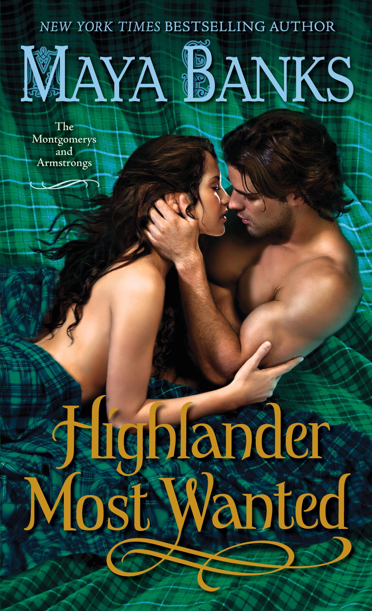 Maya Banks In Bed With A Highlander Epub