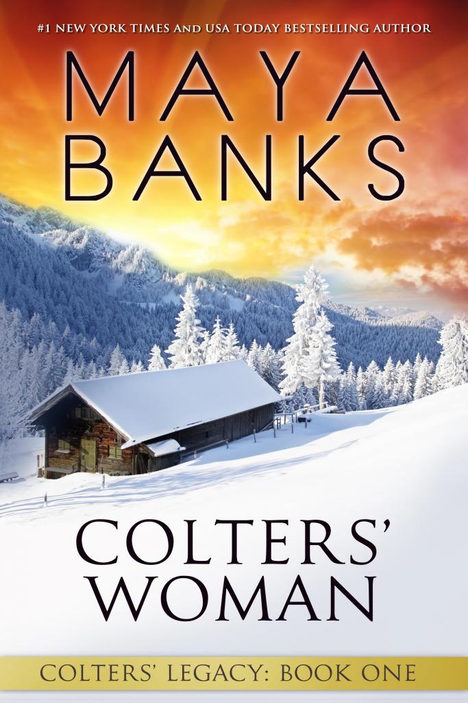 Colters' Woman by Maya Banks
